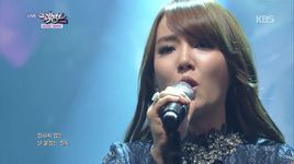 what about my heart (141010 music bank) - younha