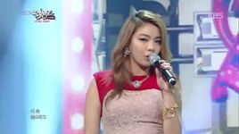 don't touch me (141010 music bank) - ailee