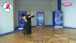 tango - closed hold - dancesport