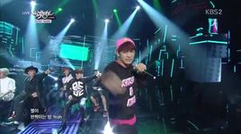 you're so fly (141017 music bank) - btob