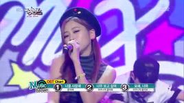 why did you come to my home (141017 music bank) - minx