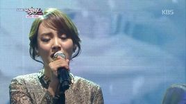 what about my heart (141017 music bank) - younha