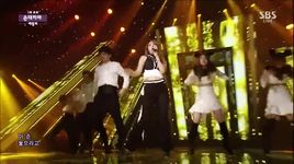 don't touch me (141019 inkigayo) - ailee