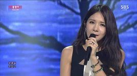 someone i know (141019 inkigayo) - cho hyung woo