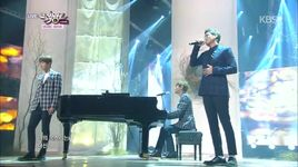 without you (141024 music bank) - s