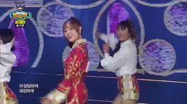 25 (141022 show champion) - ji eun (secret)