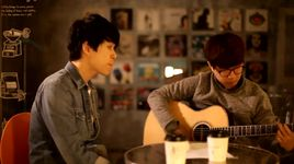 beautiful words (live acoustic version) - jeon gun hwa