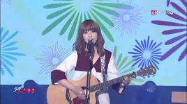 i think i′m in love (141029 simply kpop) - juniel