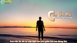 con on ma (lyrics) - steven chuong