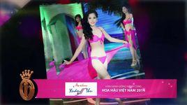 hoa hau viet nam 2014 chung khao mien bac – 38 thi sinh trong trang phuc bikini - v.a