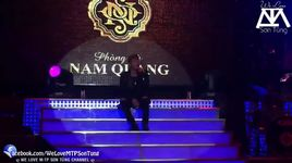 chac ai do se ve (live phong tra nam quang) - tung son