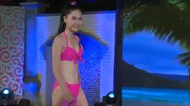 hoa hau viet nam 2014 chung khao mien bac - phan 7: phan thi bikini - v.a