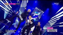 take a shot (141101 music core) - hotshot