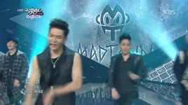 yolo (141031 music bank) - madtown