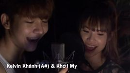 chuot yeu gao (demo live) - khoi my, kelvin khanh