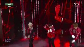 ouch (141102  inkigayo) - a.cian