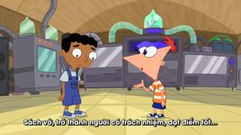 phineas and ferb, vol. 2 - tap 25: lam hoat hinh - v.a
