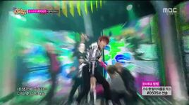 war of hormone (141108 music core) - bts (bangtan boys)
