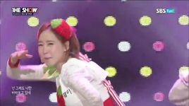 ok (141104 the show) - strawberry milk