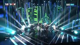 go crazy (141104 the show) - zpzg