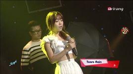 tears rain (141114 simply kpop) - jl