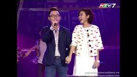 bon chu lam (live at thu thach cung buoc nhay) - truc nhan, truong thao nhi