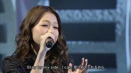 watashitachi / stay by my side / suki (141115 music fair) - kana nishino, mai kuraki