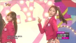 candy jelly love (141115 music core) - lovelyz