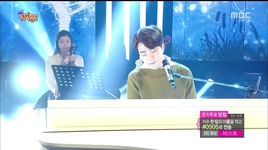 when would it be (141115 music core) - yoon hyun sang