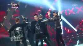 error (141114 music bank) - vixx