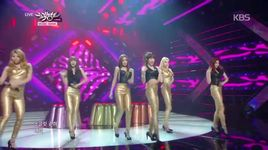 stiky sticky (141114 music bank) - hello venus