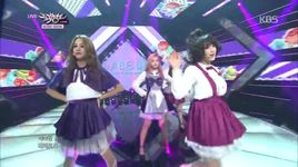 what about you (141114 music bank) - laboum