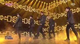 the real one (141116 inkigayo) - boys republic