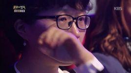 my love, my side (141115 yoo hee yeol's sketchbook) - kim jin ho (sg wannabe)
