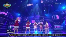what about you (141119 show champion) - laboum