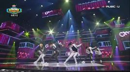 i'm not a boy not yet a man (141119 show champion) - cross gene