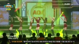 like a cat (141119 show champion) - aoa