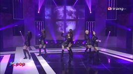 like a cat (141121 simply kpop) - aoa