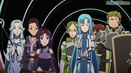 sword art online ii (tap 20) - v.a