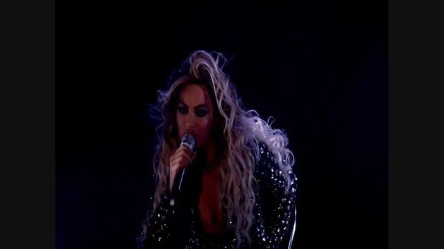 Beyonce drunk in love live