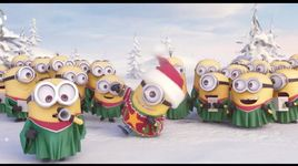 jingle bell (minion version) - the minions