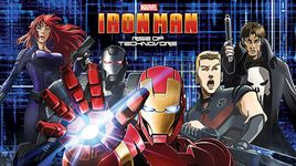 iron man: cuoc noi loan cua technovore - v.a