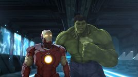 iron man & hulk: anh hung hop suc (hero united) - v.a
