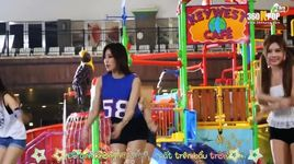 little apple (making version) (vietsub) - t-ara, chopsticks brothers