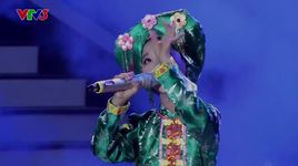 ban ket vn's got talent: thi mau duc vinh - hat chau van co doi thuong ngan - v.a