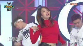 mama (141126 show champion) - nicole jung