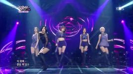 like a cat (141128 music bank) - aoa