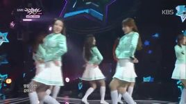 candy jelly love (141128 music bank) - dang cap nhat