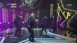 the real one (141128 music bank) - boys republic