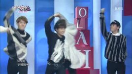 now, come on now (141128 music bank) - halo